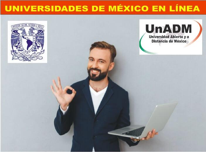 UNIVERSIDADES DE MÉXICO EN LÍNEA