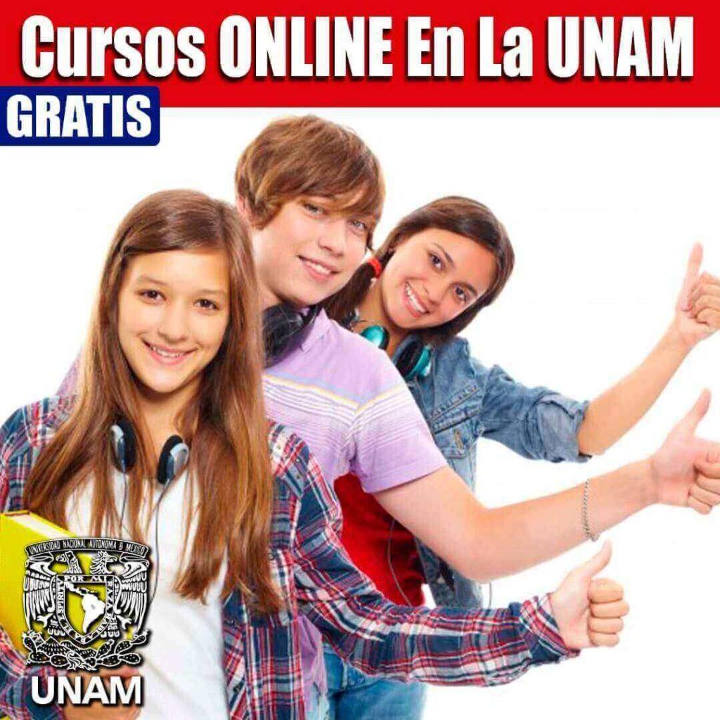Cursos que ofrece la UNAM