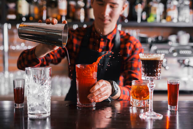 Curso para Bartender en línea