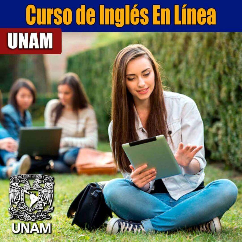 Curso de Ingles en Linea de la UNAM