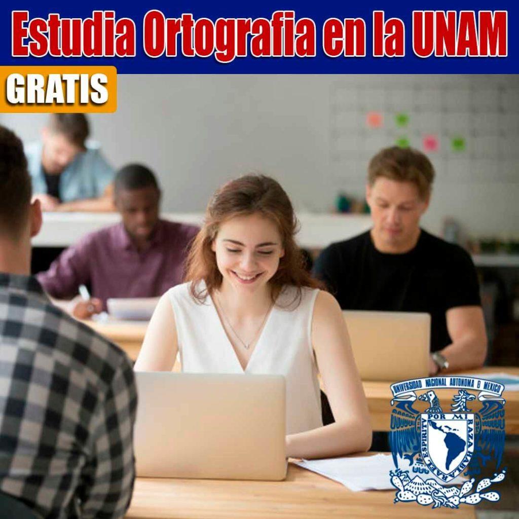 Curso de ortografía de la UNAM