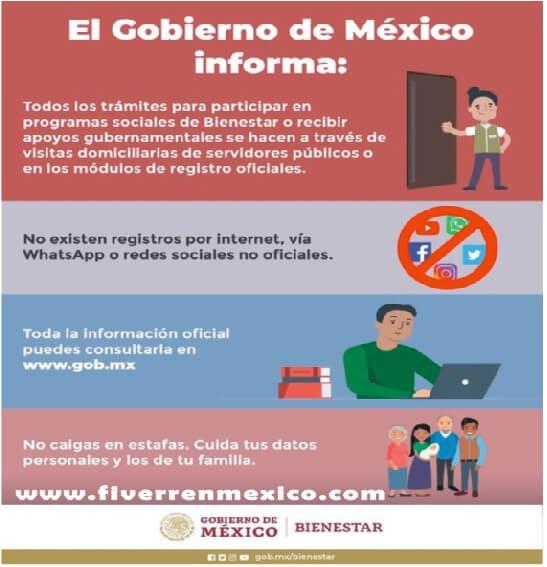 GOBIERNO DE MEXICO INFORMA