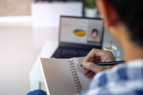 Oferta académica de la Universidad en línea